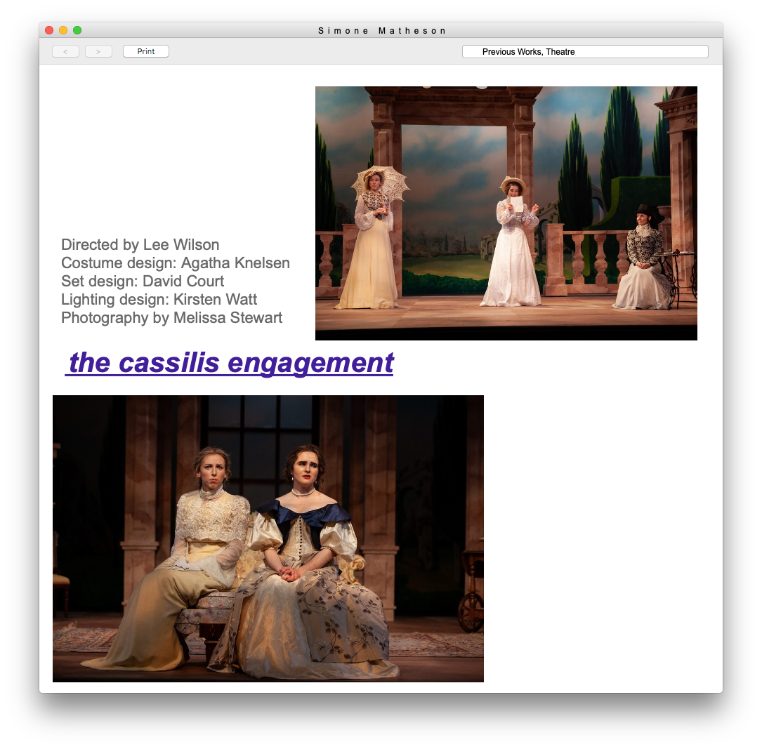 The Cassilis Engagement
